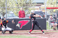 180503 - Girls Softball Spencerville @ New Bremen
