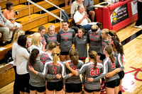 170921 - Volleyball, New Bremen @ New Knoxville
